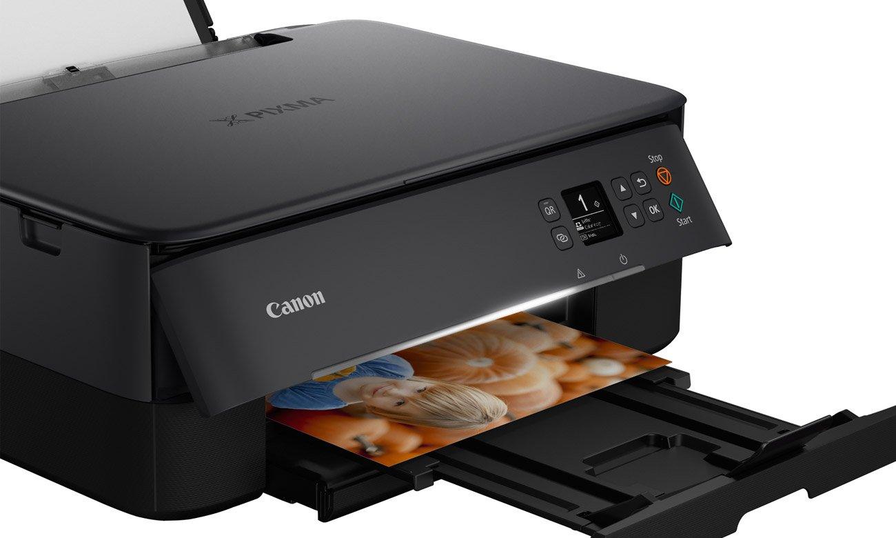 Urządzenie wielofunkcyjne Canon PIXMA TS5350 czarna