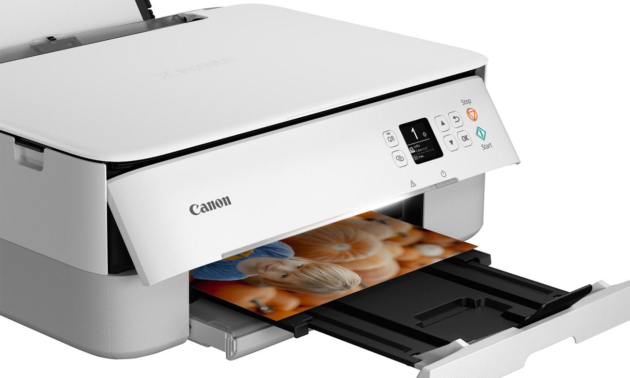 Urządzenie wielofunkcyjne Canon PIXMA TS5351 biała