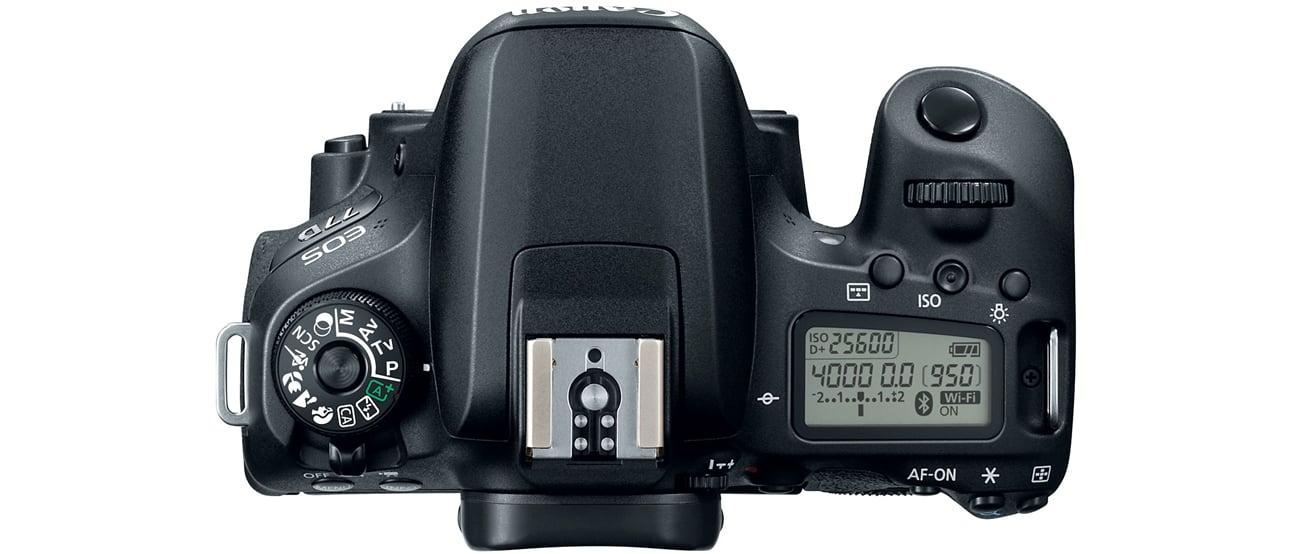 Canon EOS 77D Body Kluczowe Cechy