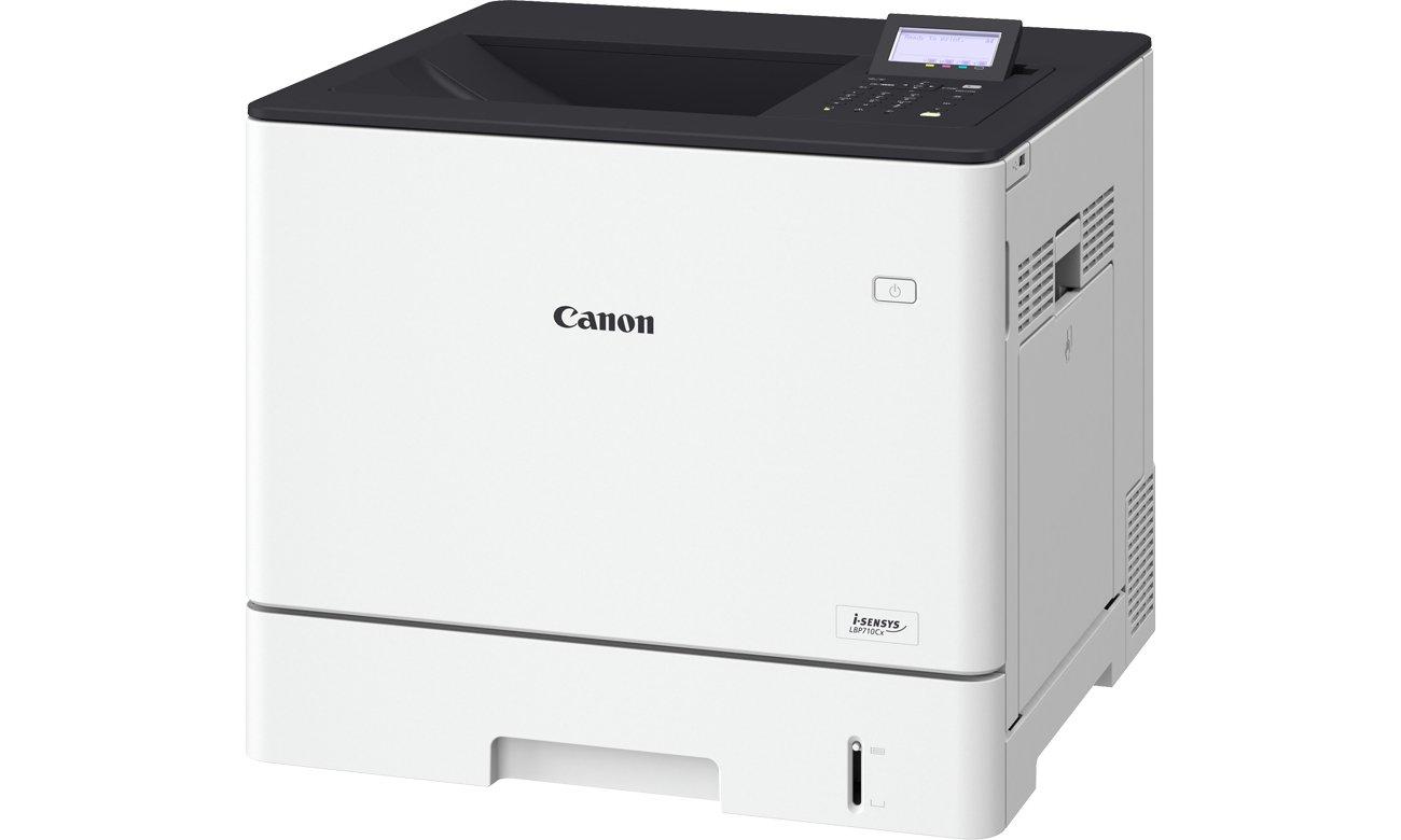 Canon I-Sensys LBP-710Cx widok z boku