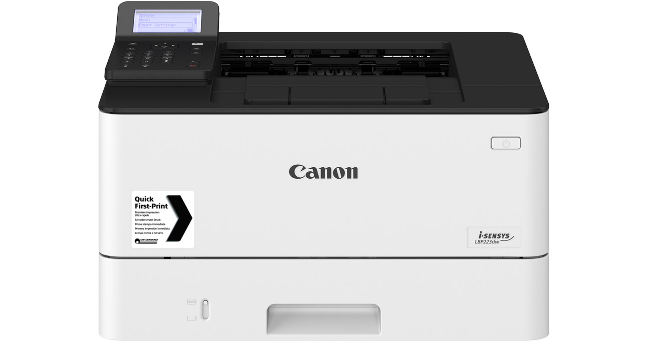 drukarka do biura i korporacji Canon i-SENSYS LBP223DW