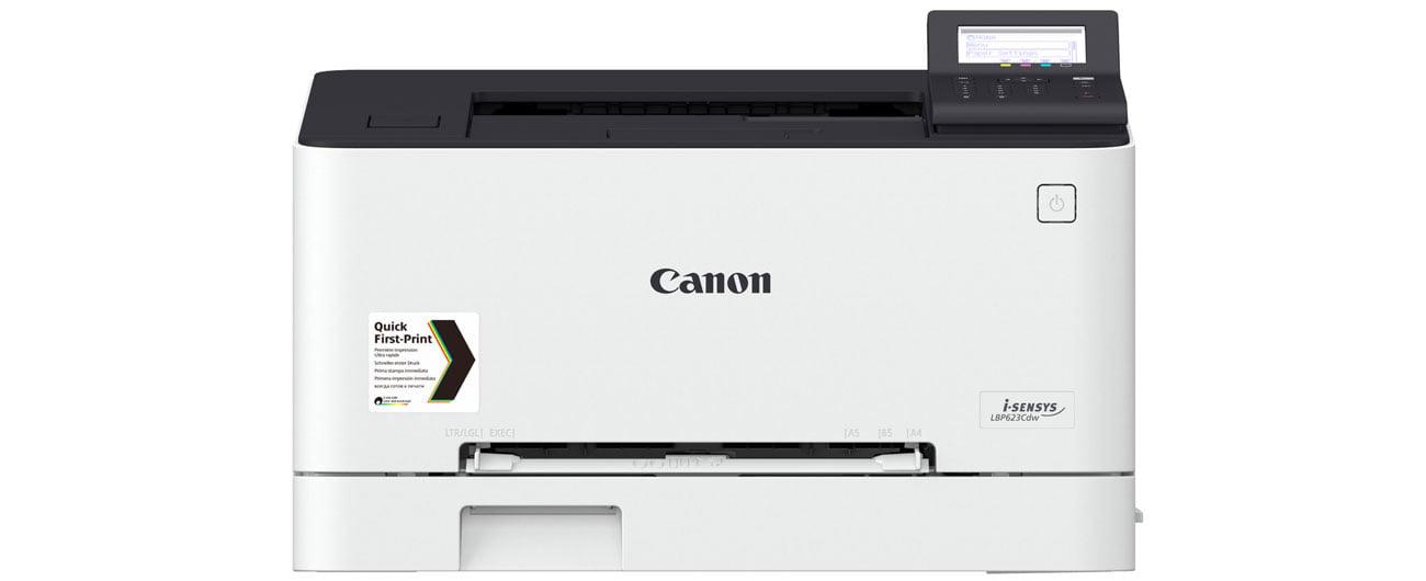 drukarka do biura i korporacji Canon i-SENSYS LBP623CDW