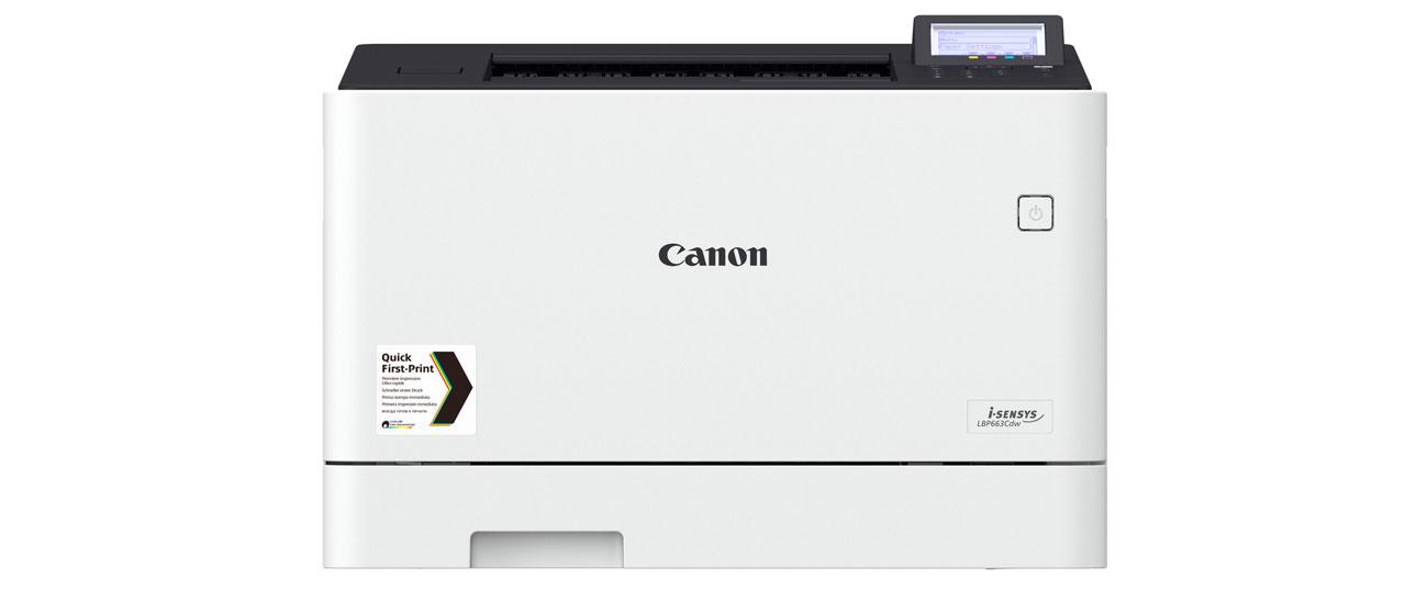 Drukarka laserowa Canon i-SENSYS LBP663CDW