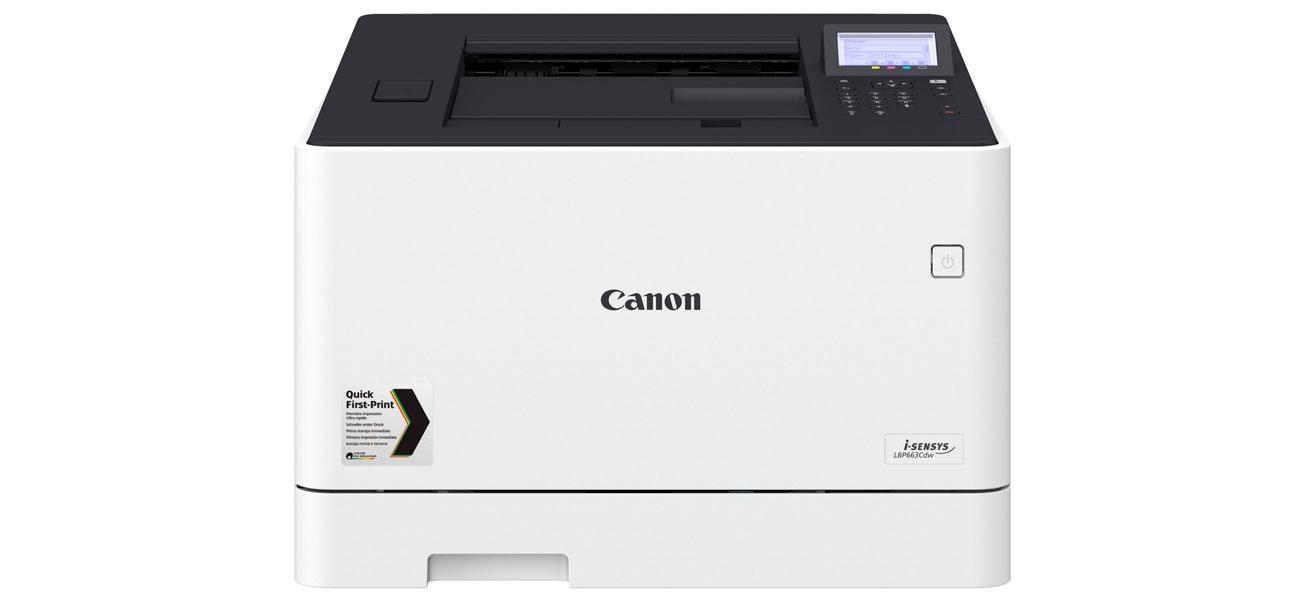 drukarka do biura i korporacji Canon i-SENSYS LBP663CDW