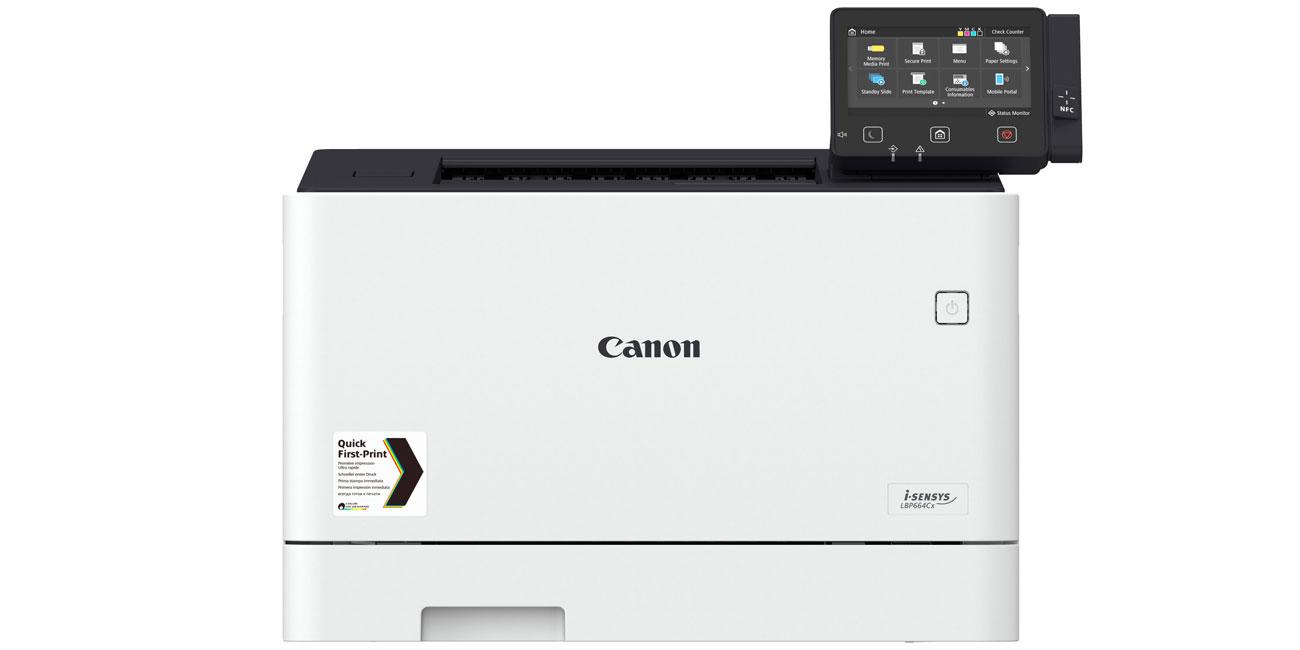 Drukarka laserowa Canon i-SENSYS LBP664CX