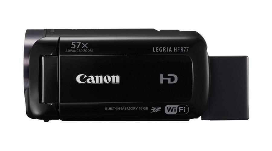 Kamera Canon Legria HF R77