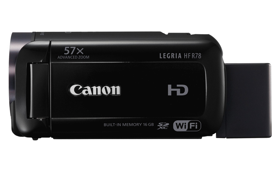 Kamera Canon Legria HF R78 czarna