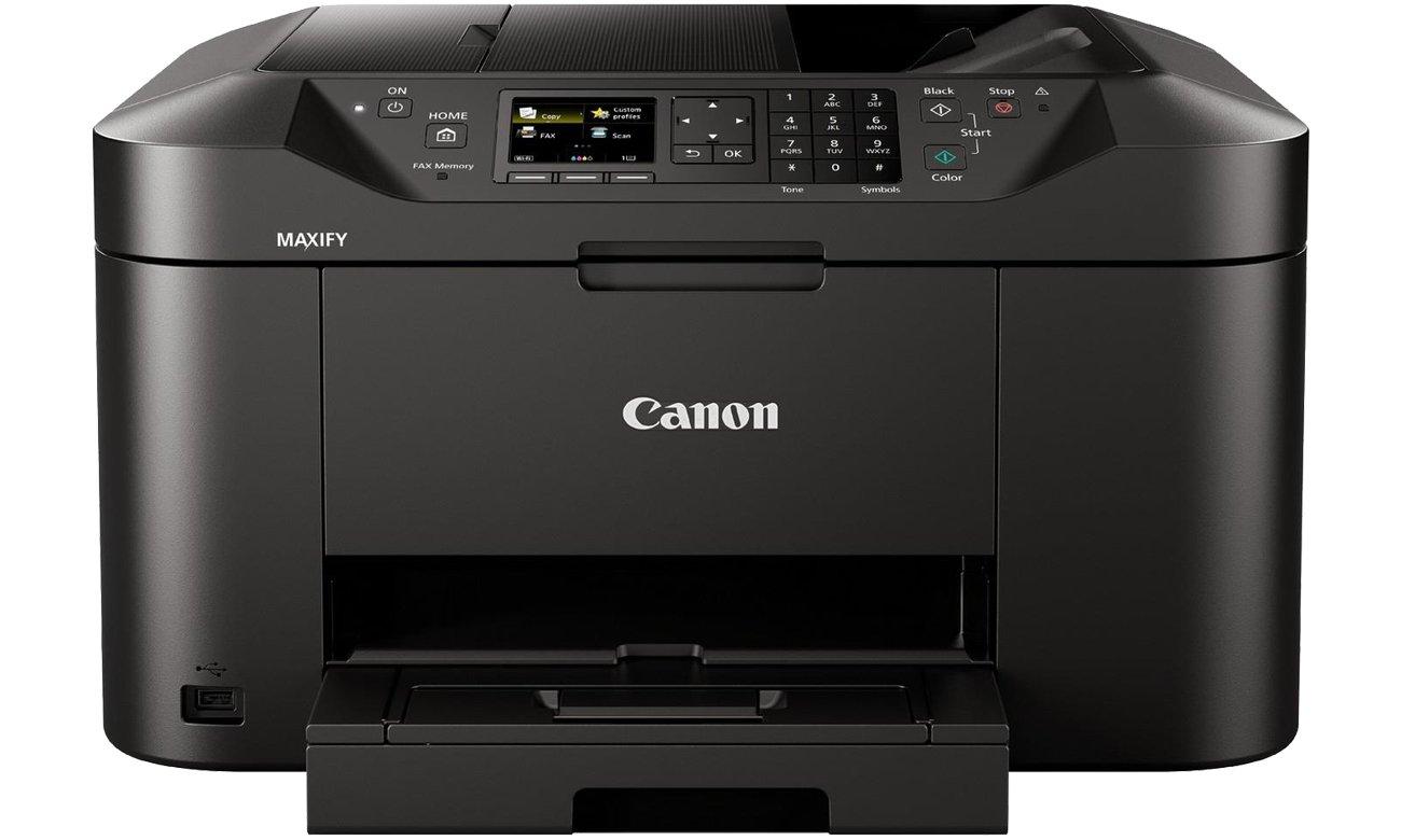 Canon MAXIFY MB2150 widok z przodu