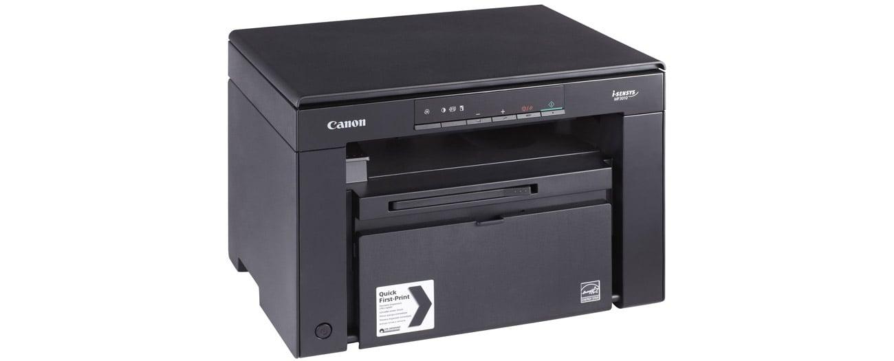 Canon i-Sensys MF3010 rozmiar