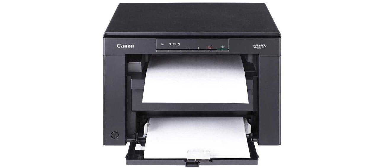 Canon i-Sensys MF3010 jakość i szybkość
