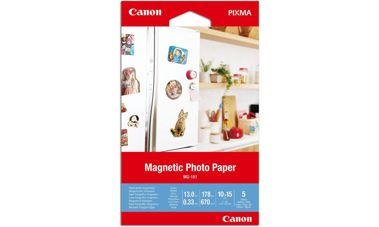 Papier do drukarki Canon Papier magnetyczny MG-101 3634C002 / 899696