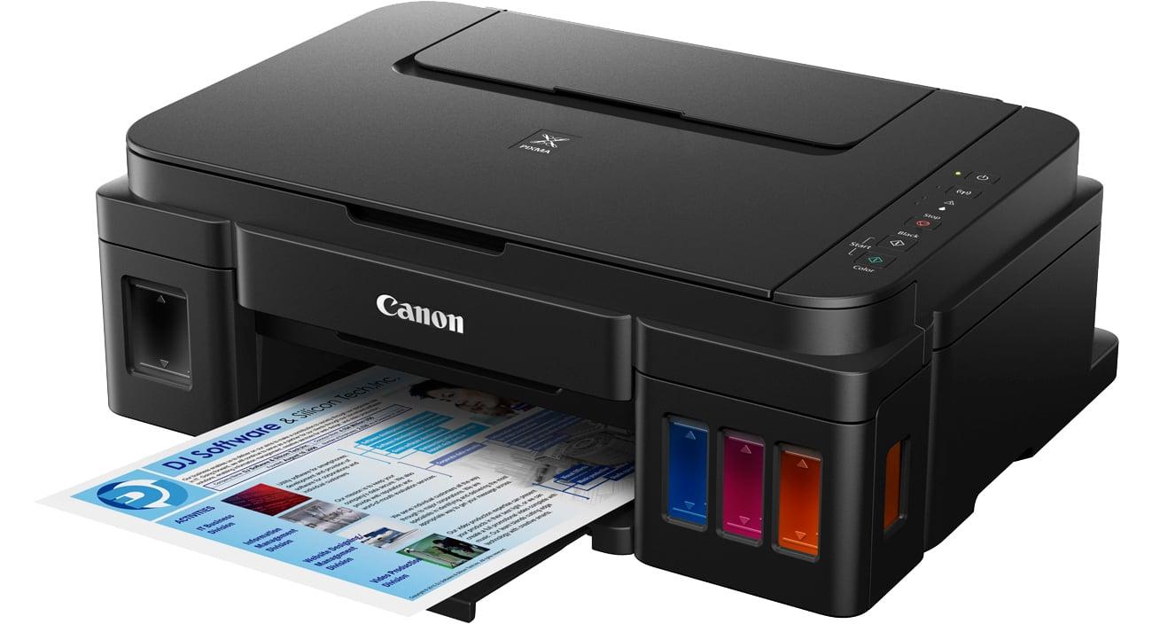 Urządzenie wielofunkcyjne Canon Pixma G3400 0630C022AA