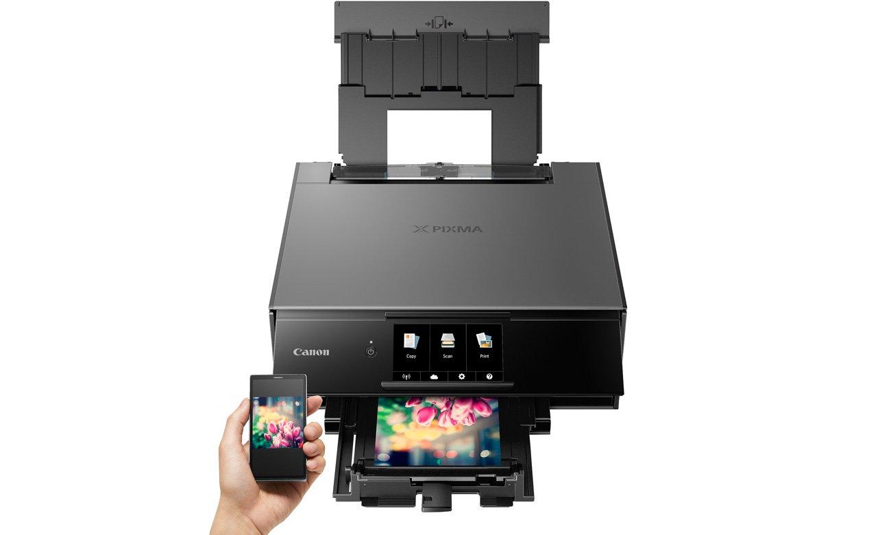 Canon Печать и сканирование в облако