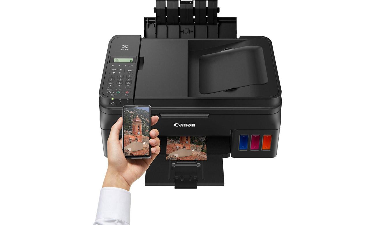 Urządzenia wielofunkcyjne do domu i małego biura Canon PIXMA G4411