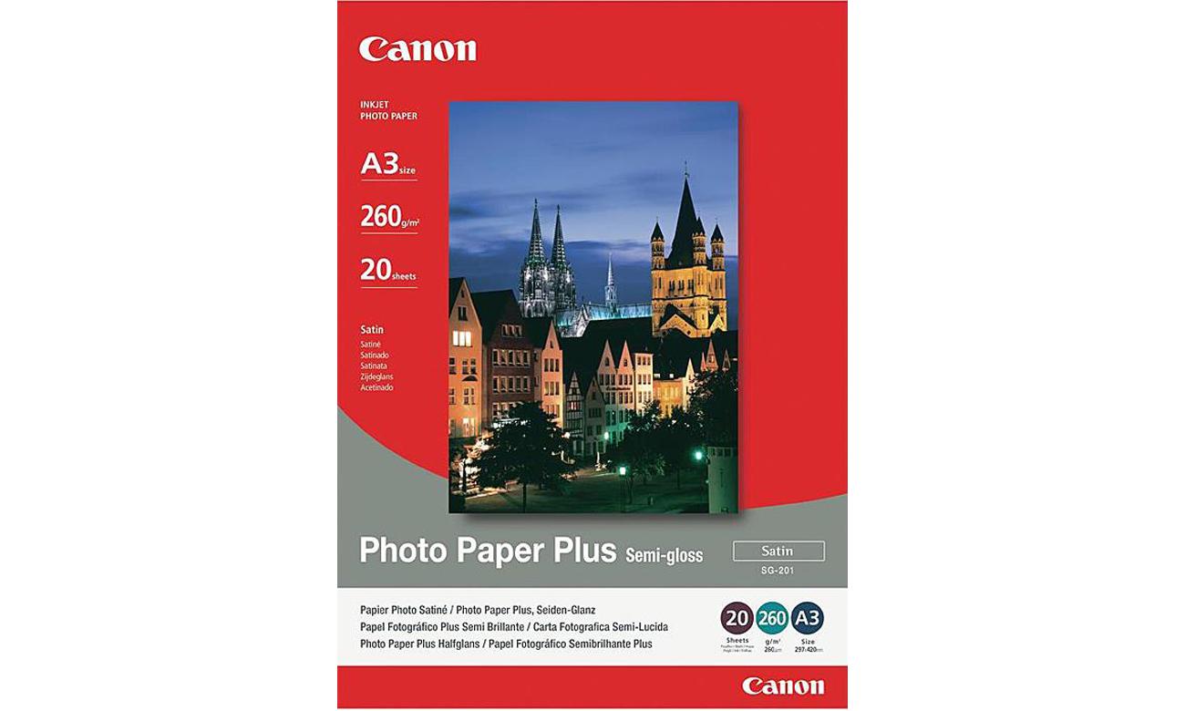 Canon Plus Semi-gloss SG-201