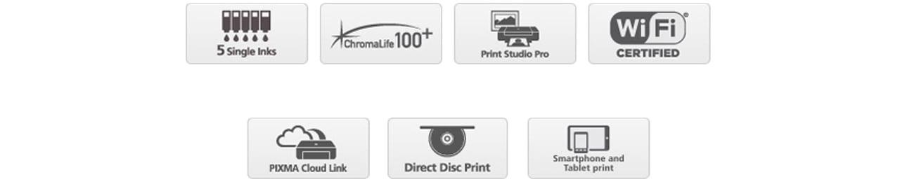 Canon Pixma Korzyści