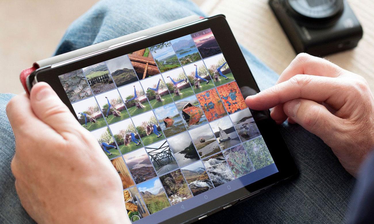 Canon PowerShot SX740 Udostępnianie Wi-Fi, Bluetooth