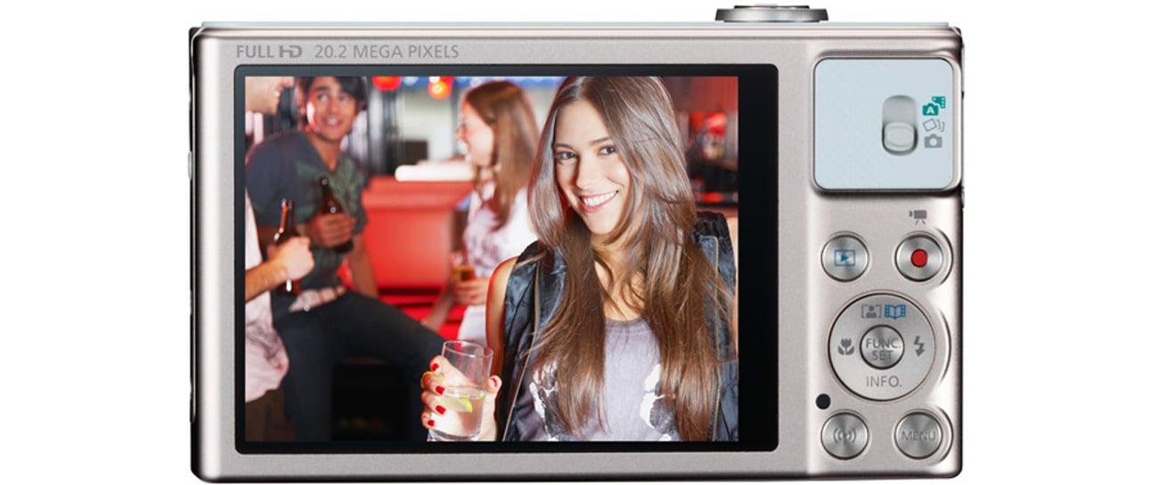 Canon PowerShot SX620 HS Wi-Fi biały