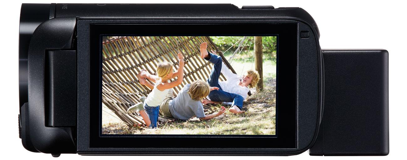 Canon Video HF R86 Łatwa Obsługa