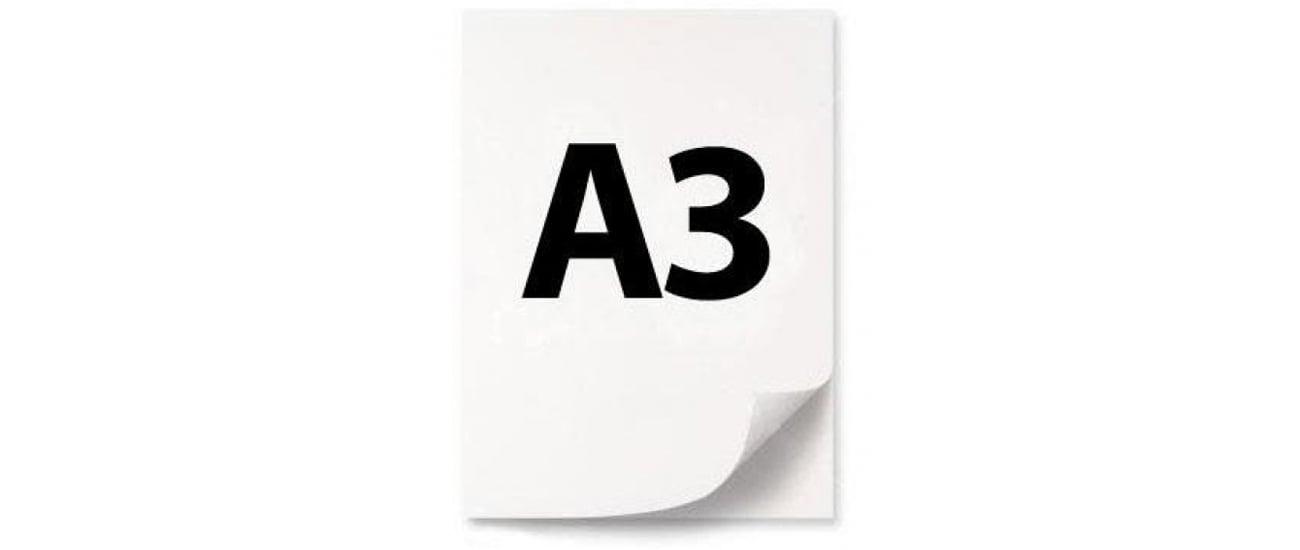 Ryza papieru A3