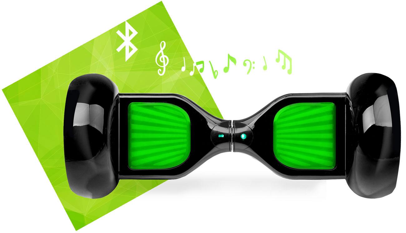 Wbudowany Bluetooth i głośniki