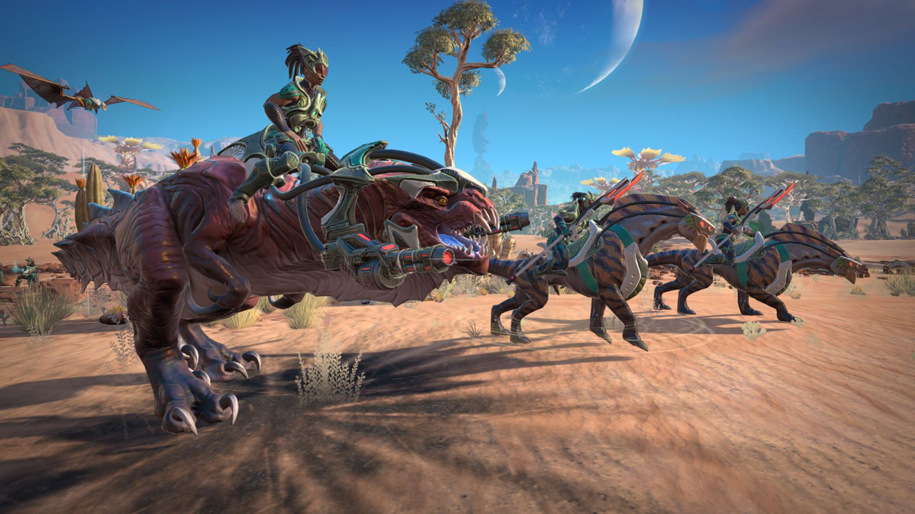 Gra PC Age of Wonders: Planetfall