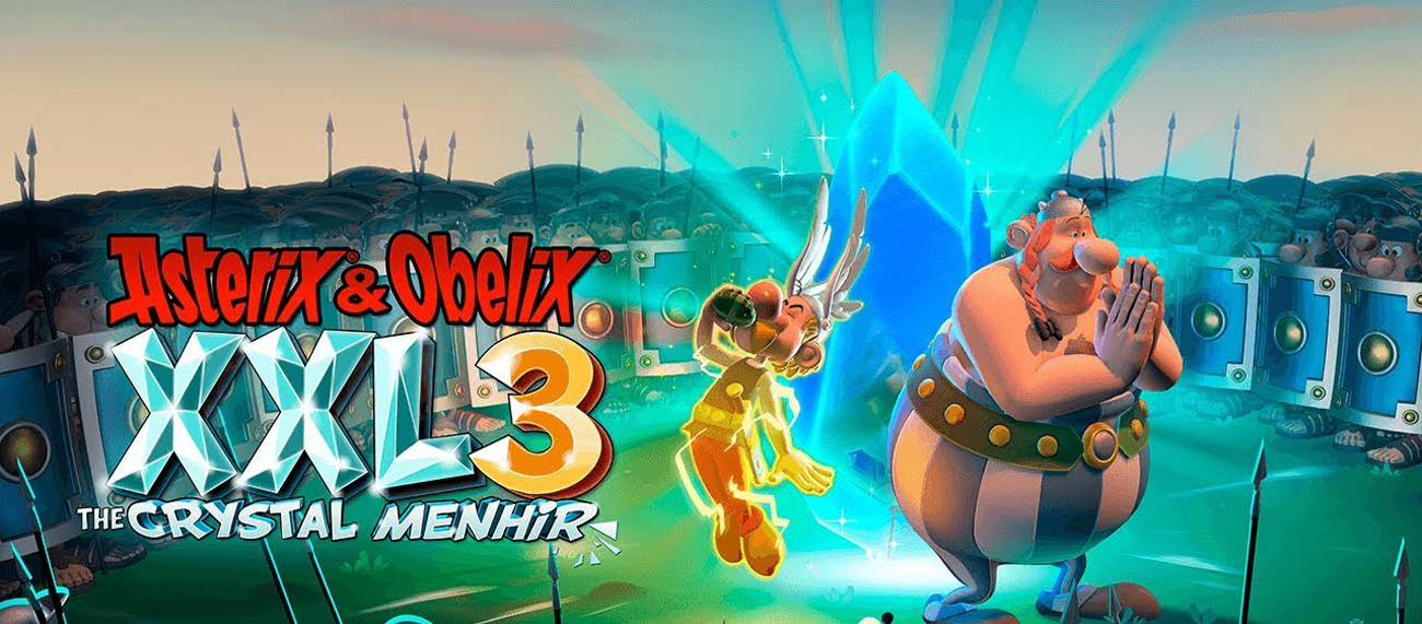 Gra PS4 Asterix & Obelix XXL 3 - The Crystal Menhir