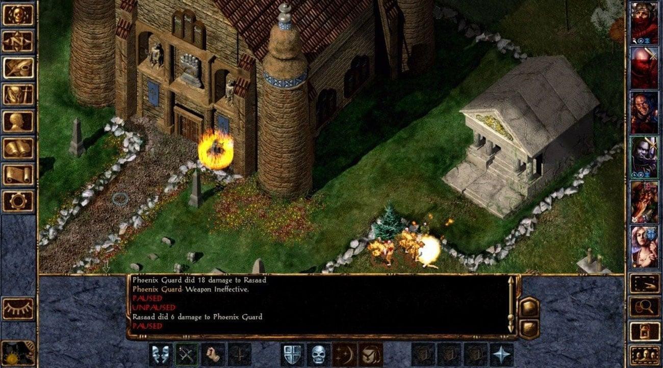 Baldur's Gate II Enhanced Edition