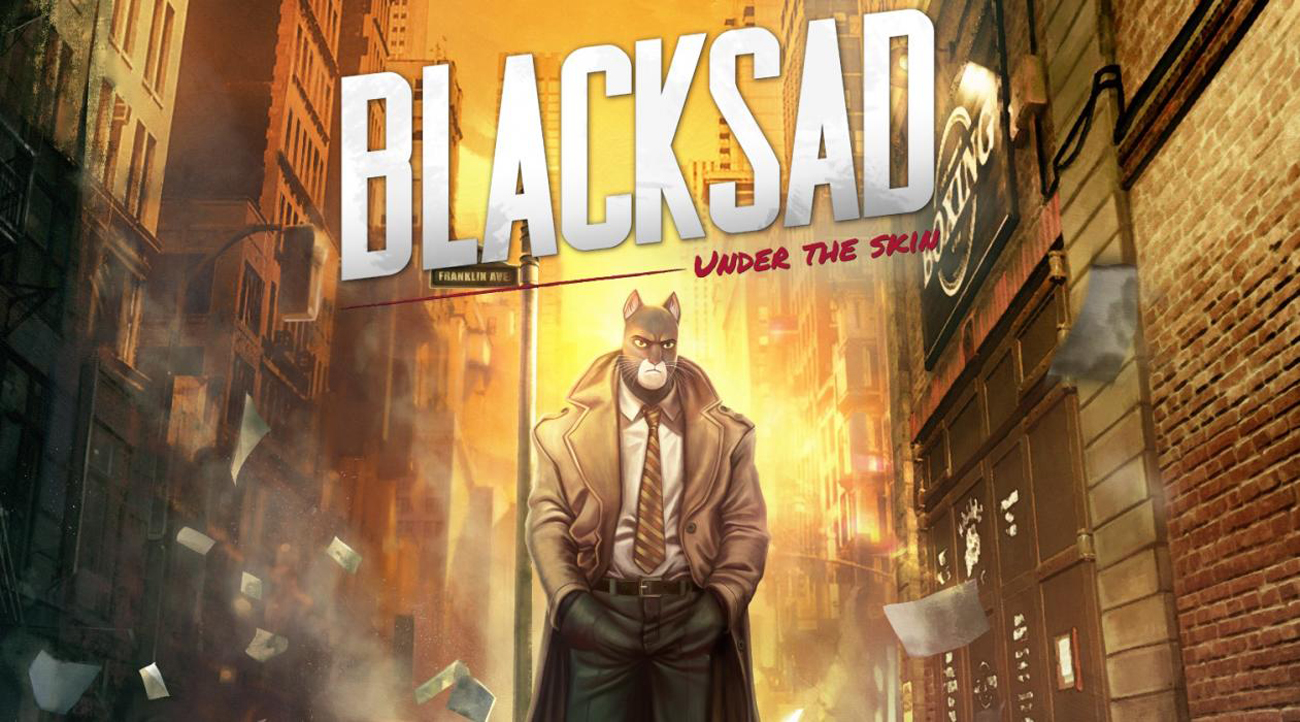 Gra Xbox One Blacksad: Under the Skin