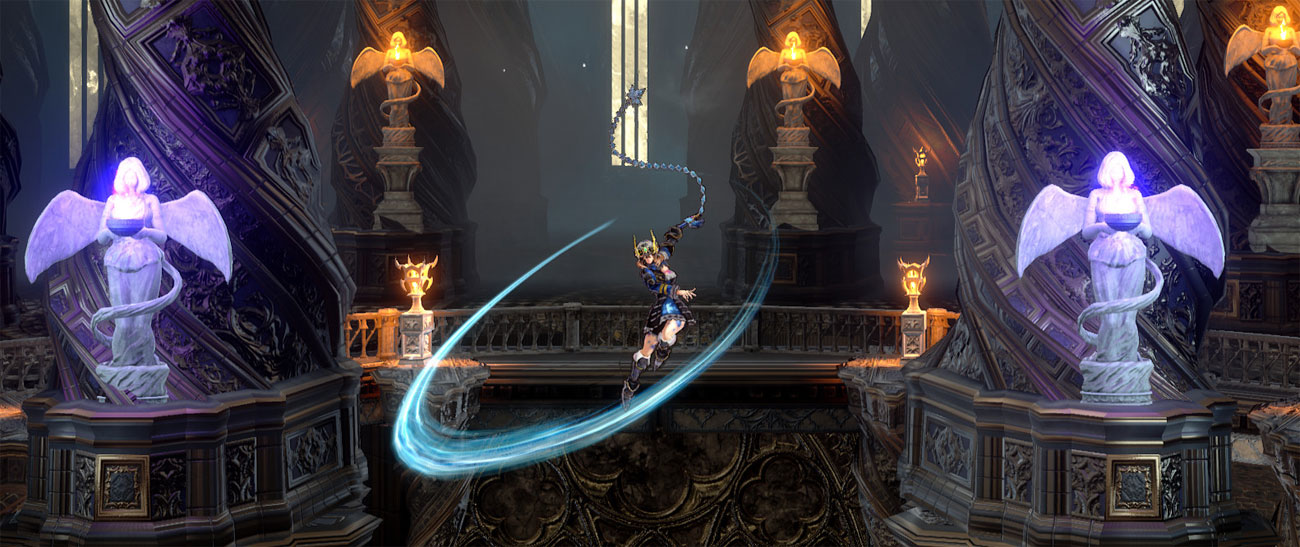 Bloodstained: Ritual of the Night - Gra