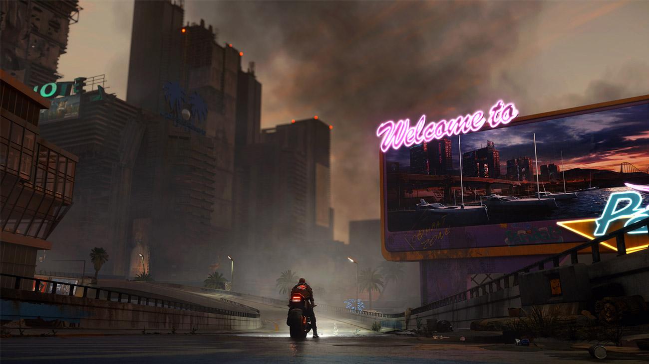 Cyberpunk 2077 - Wyjęty spod prawa najemnik V