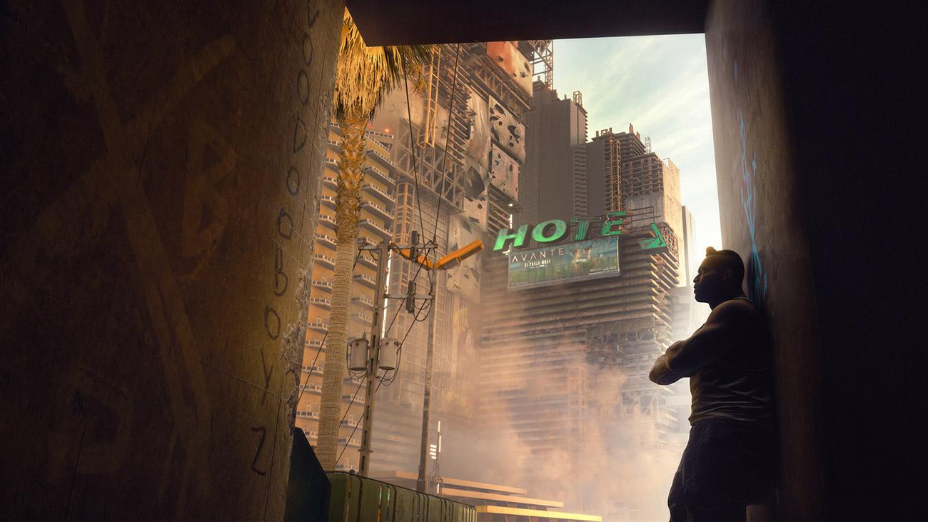 Cyberpunk 2077 - Miasto przyszłości Night City