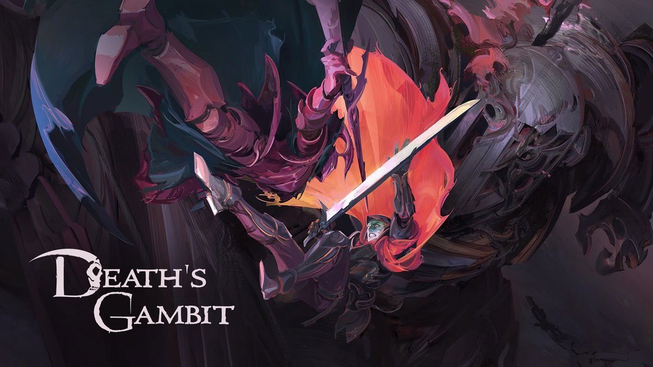 Gra PS4 Death's Gambit