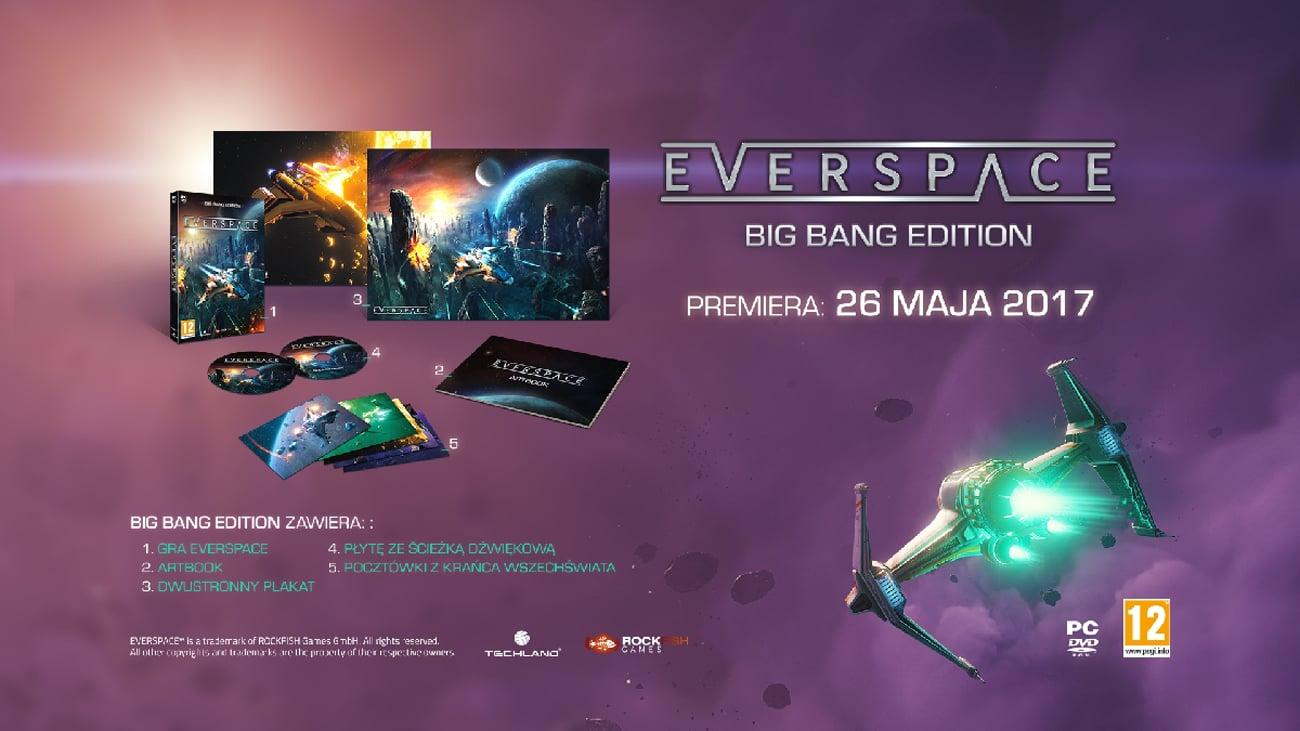 Everspace: Bing Bang Edition - Zawartość
