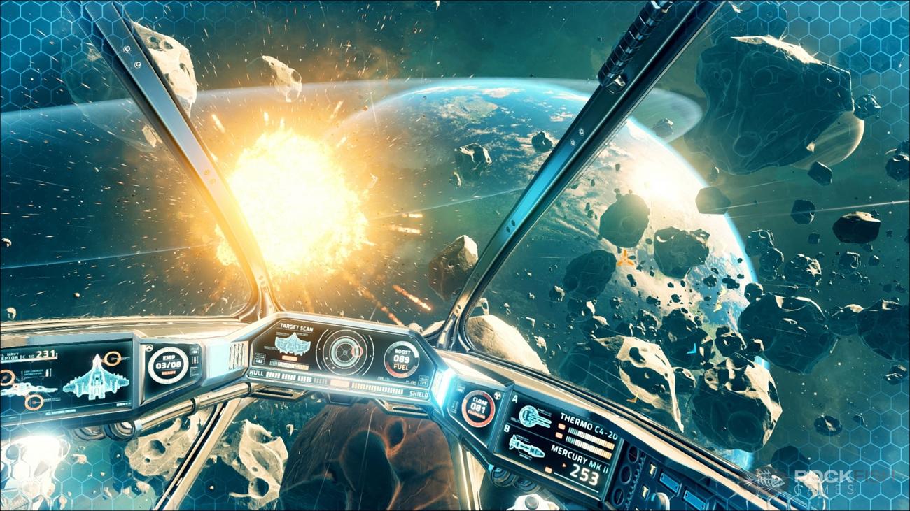 Najważniejsze cechy gry Everspace