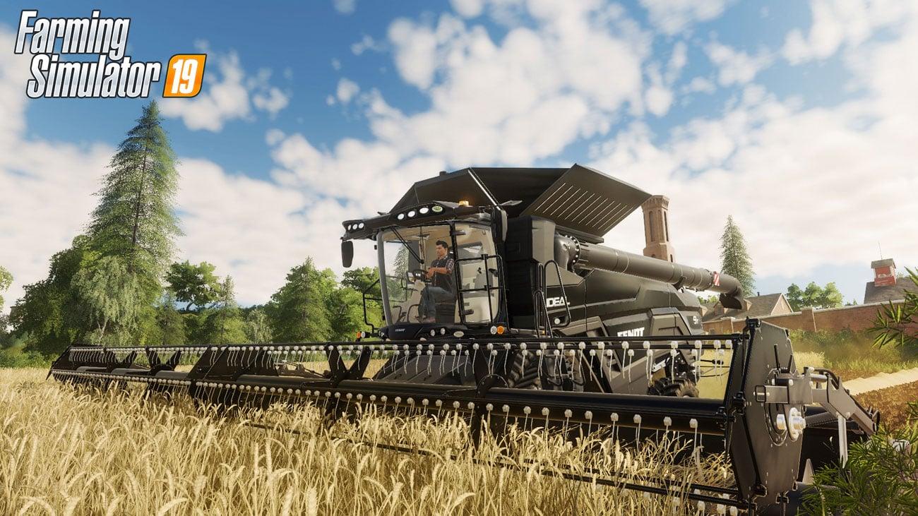 Gra PC Farming Simulator 19 Edycja Platynowa