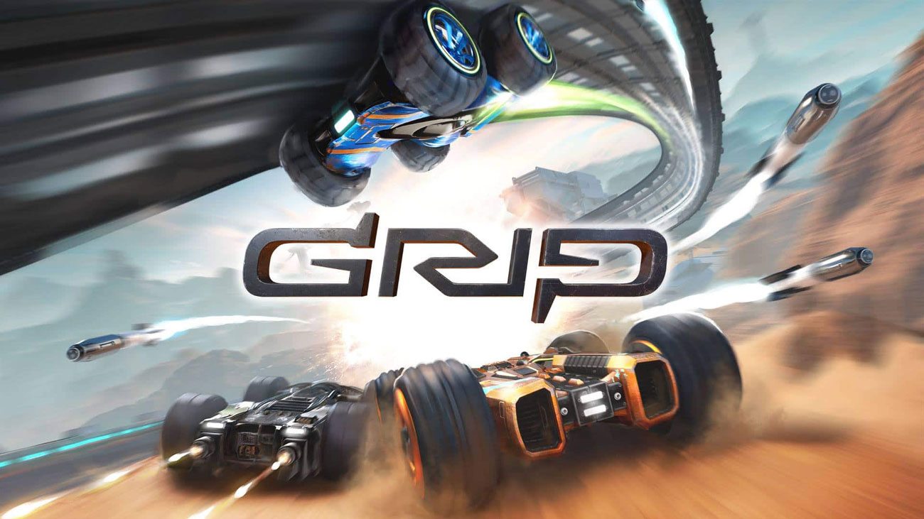 Gra Nintendo Switch GRIP: Combat Racing - Rollers vs Airblades Edycja Ultimate