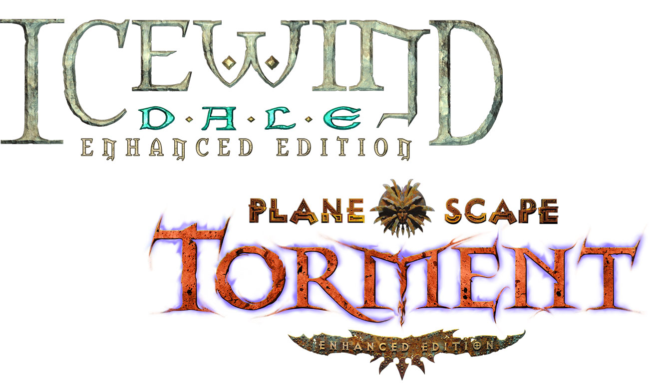 Gry PS4 Icewind Dale i Planescape Torment Enhanced Edition