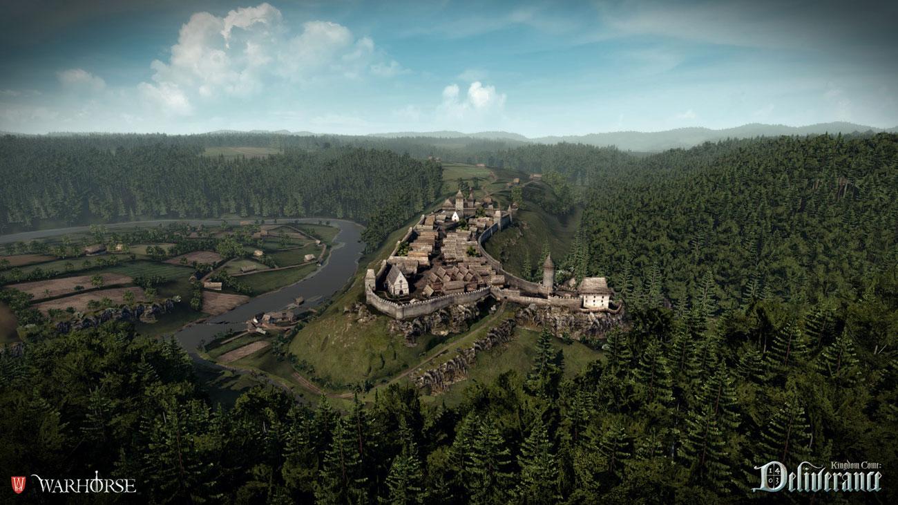 Najważniejsze cechy gry Kingdom Come: Deliverance