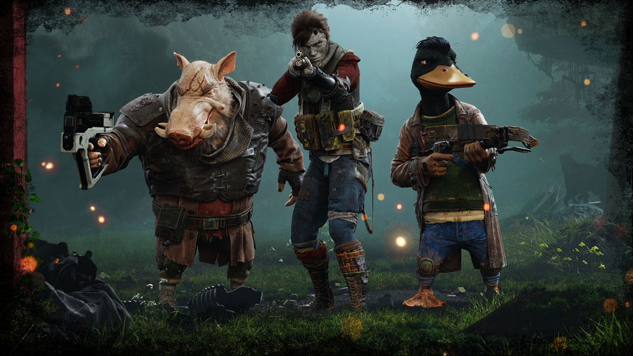 Gra Xbox One Mutant Year Zero: Road to Eden