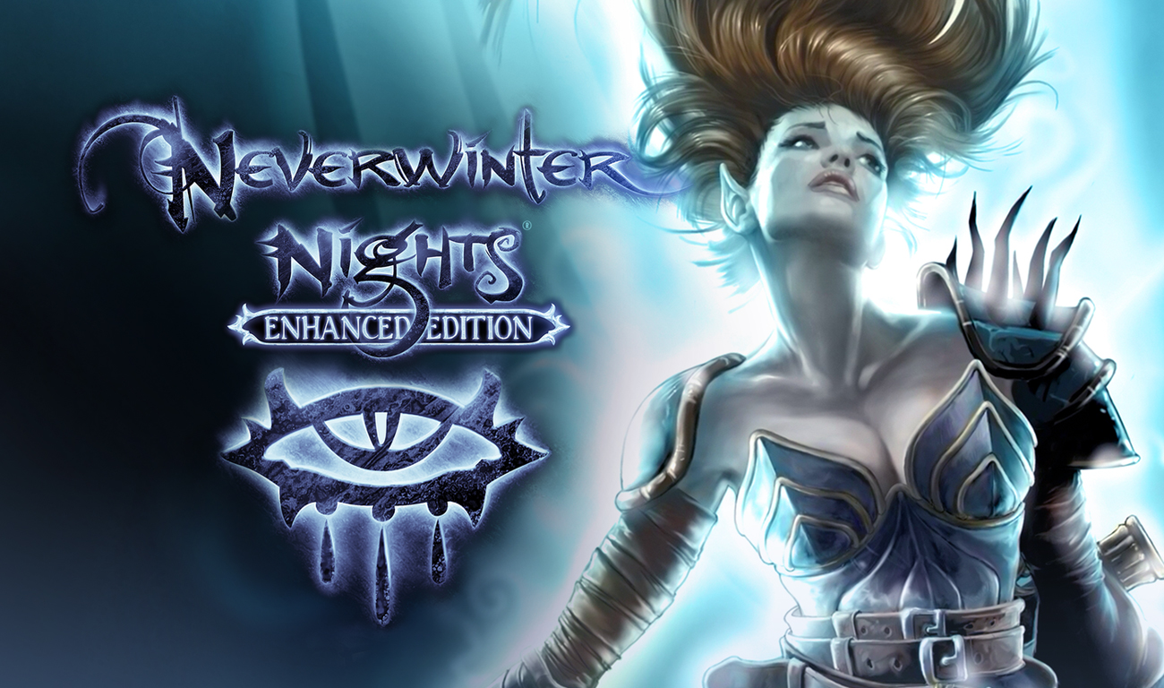 Gra PS4 Neverwinter Nights Enhanced Edition