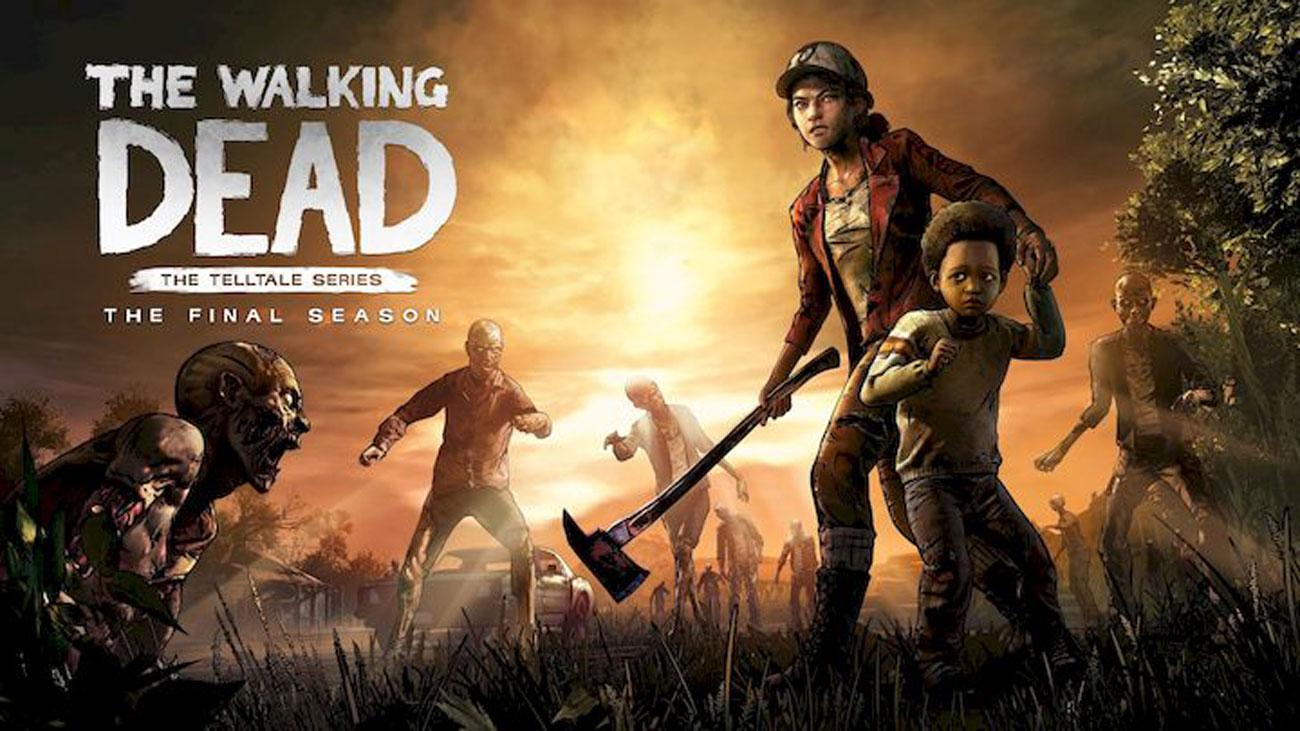 Gra PS4 The Walking Dead: The Final Season