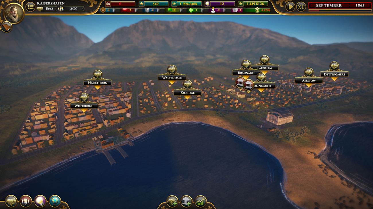 Gra Urban Empire Najważniejsze cechy gry