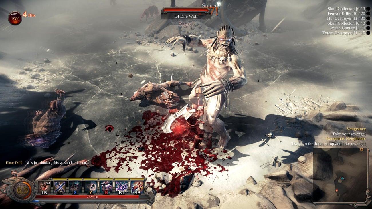 Gra Vikings - Wolves of Midgard