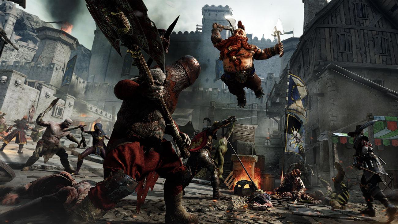 Warhammer: Vermintide II Deluxe Edition - Walka