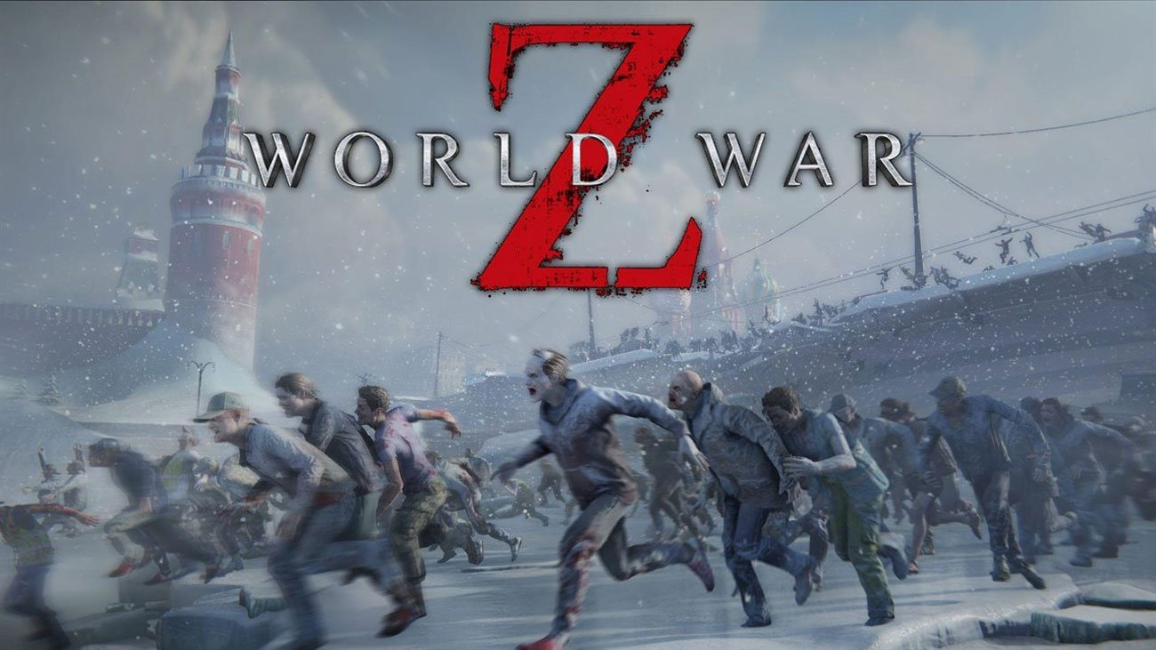Gra PS4 World War Z