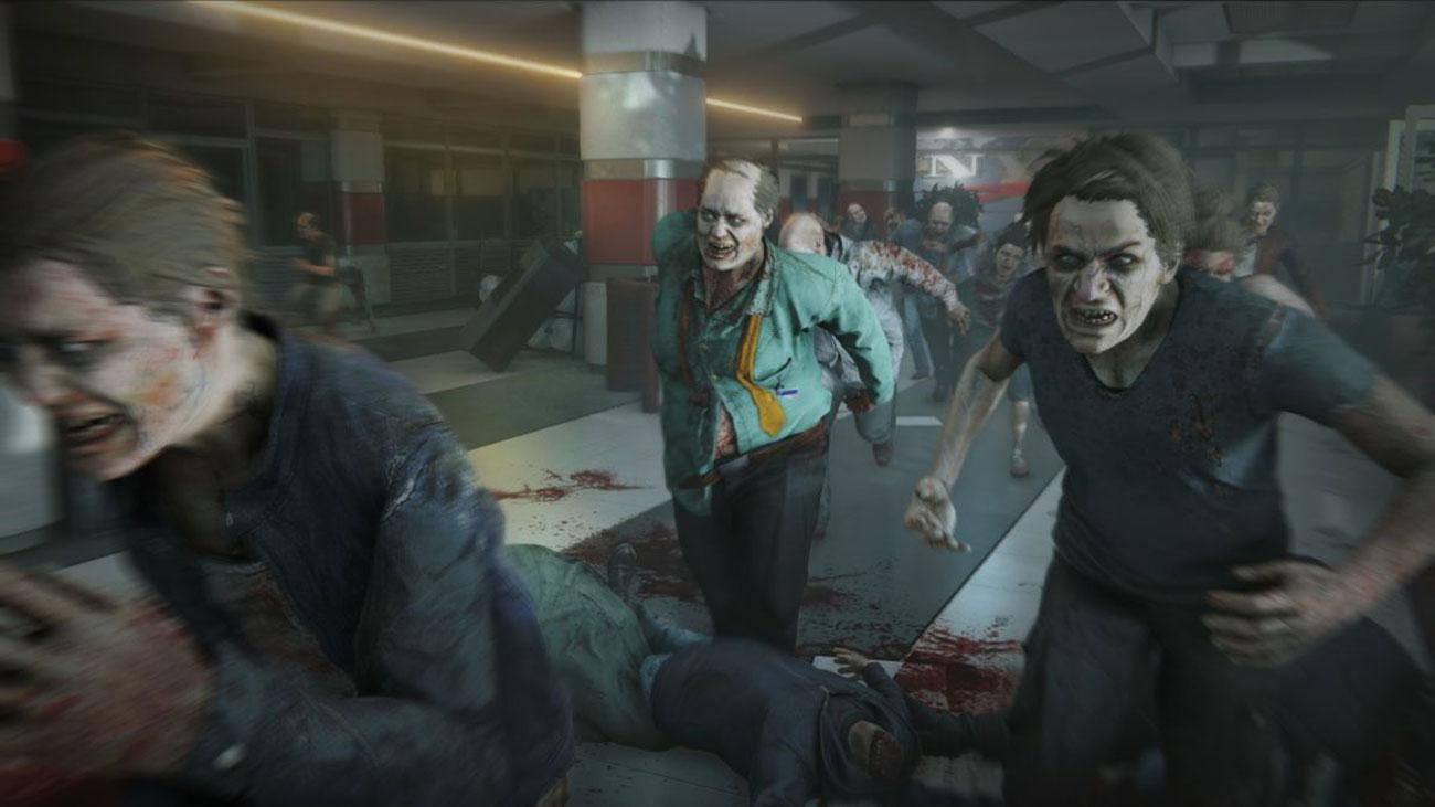 Prowadź bitwy z setkami zombi