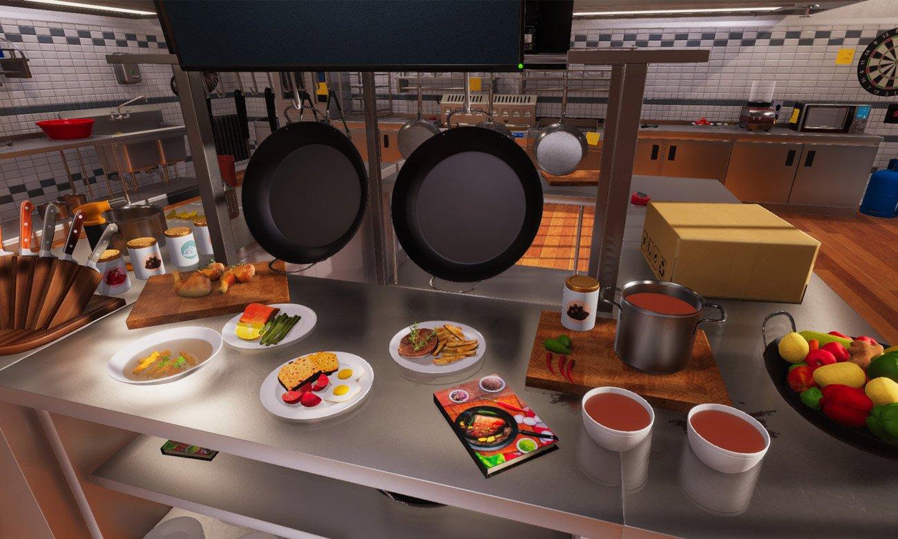 Cooking Simulator – symulator gotowania