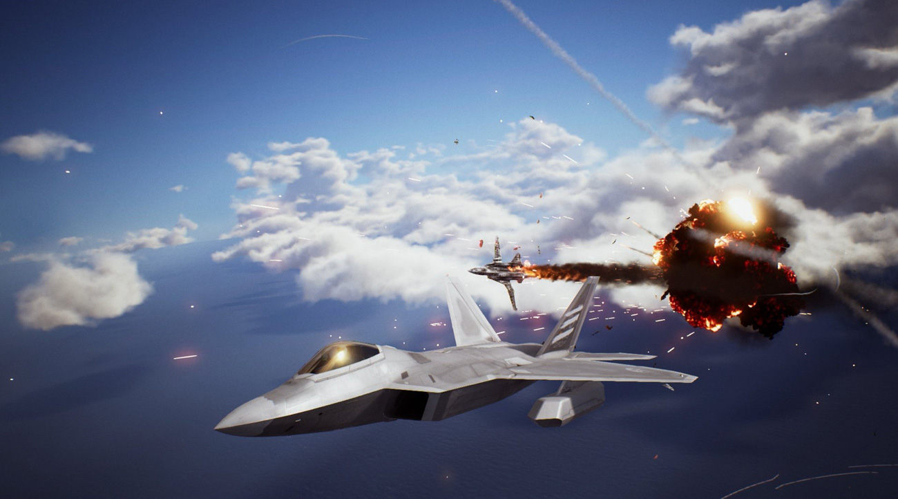 Ace Combat 7: The Skies Unknown