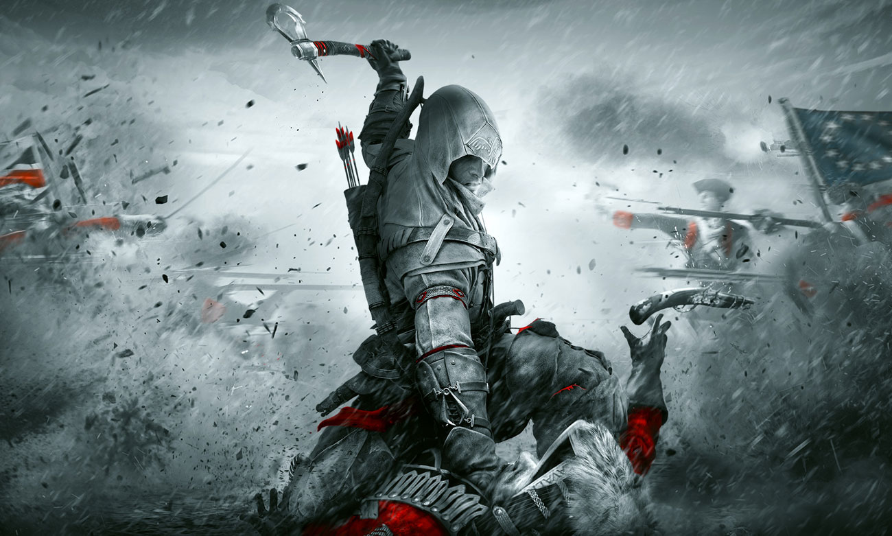 Gra PS4 Assassin's Creed III Remastered